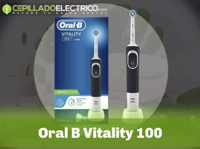 Oral B vitality 100