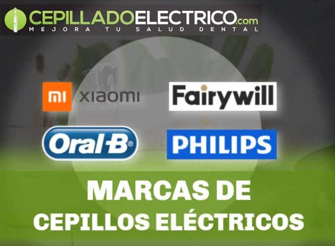 marcas de cepillos eléctricos