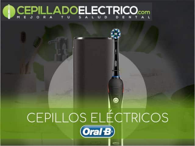 mejores cepillos electricos oral b