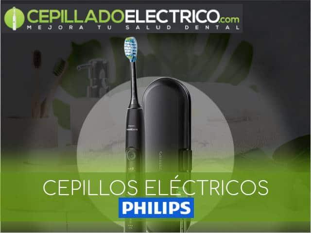 mejores cepillos eléctricos philips