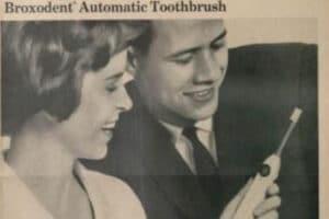 Quién inventó el cepillo de dientes eléctrico