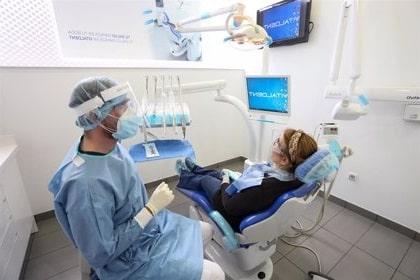 revisiones periódicas en el dentista